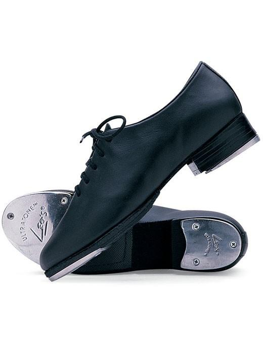 Lace-up oxford tap shoe