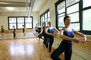 adult ballet classes in Chicago