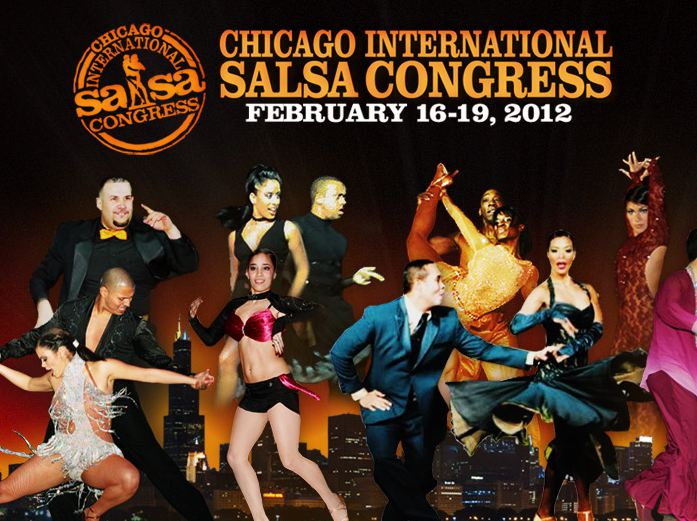 Chicago Salsa Congress 2012