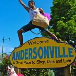 Jarrett Rashad in Andersonville
