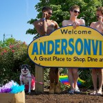 CDS Boys in Andersonville