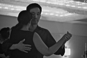 Grace and Barry. Chicago Tango Week 2012