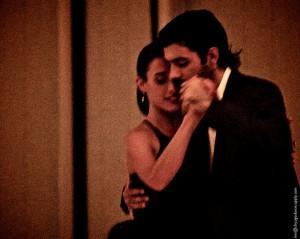 Virginia Vasconi and Adrian Romeo Ferreyra. Chicago Tango Week 2012