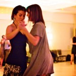 Dana Jazmin Frigoli and Jackie Ling Wong. Chicago Tango Week 2012