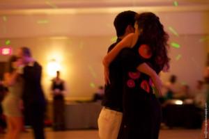 Sage Chen and Anna Karassik. Chicago Tango Week 2012