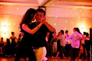 Anna Karassik and Sage Chen. Chicago Tango Week 2012