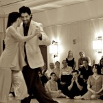 Virginia Vasconi & Jonny Lambert. Chicago Tango Week 2012