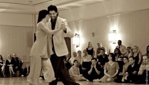 Virginia Vasconi & Jonny Lambert. Chicago Tango Week 2012