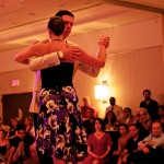 Claudio Forte y Barbara Carpino. Chicago Tango Week 2012