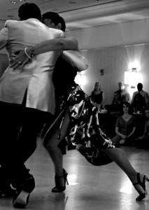 Claudio Forte y Barbara Carpino. Chicago Tango Week 2012