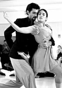 Dana Jazmin Frigoli y Adrian Romeo Ferreyra. Chicago Tango Week 2012