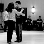 Cori Woods and Darian Nguyen. Chicago Tango Week 2012