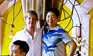 Adam Ashton Hoopengardner and Meng Wang Tango. Chicago Tango Week 2012