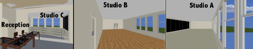 Website ARC Page Studios