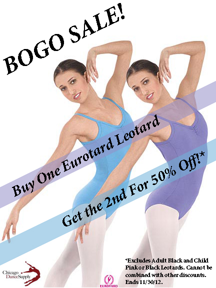 Adult and Children Eurotard Leotards Buy one get one 50% off
