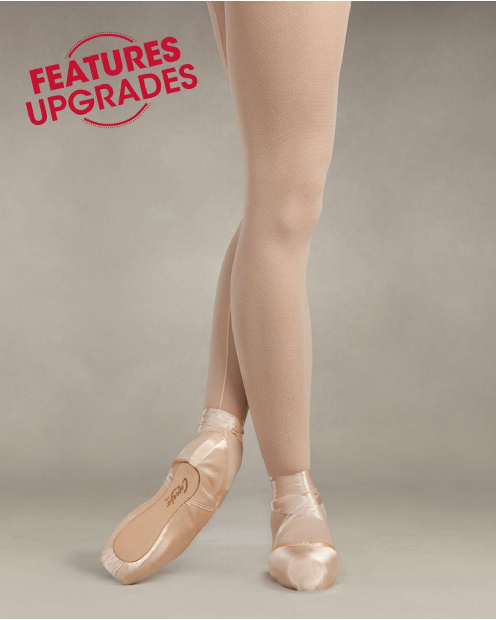 Capezio Tiffany Pro Pointe Shoe at Chicago Dance Supply
