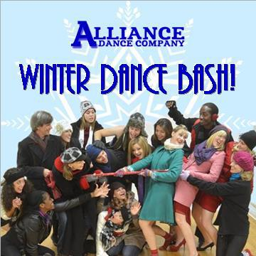 Alliance Dance Company Chicago Winter Dance Bash! By Chicago Dance Supply