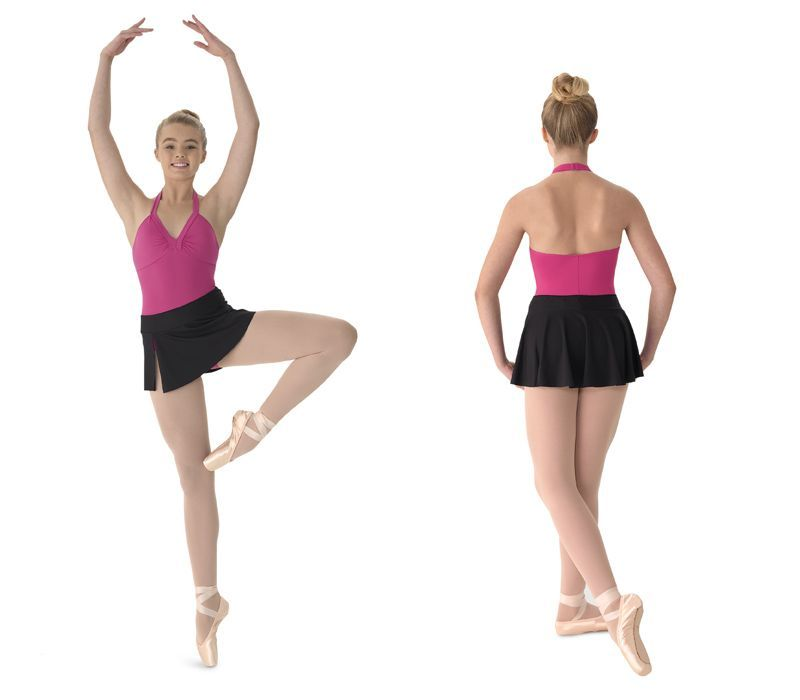 Pull On Skirt by Mirella at Chicago Dance Supply