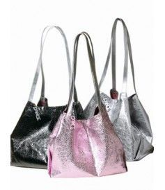 Metallic Tote by Leo's Dancewear at Chicago Dance Supply
