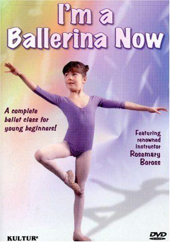 I'm a Ballerina Now at www.chicagodancesupply.com
