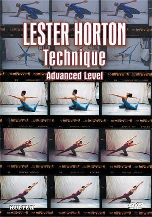 "DVD: ""Lester Horton Technique Advanced Level at Chicago Dance Supply"