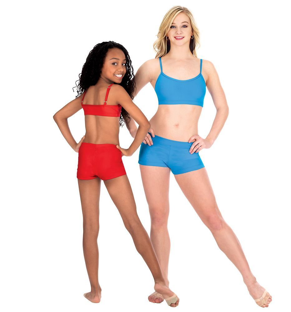 Boy Cut Shorts by Capezio at Chicago Dance Supply