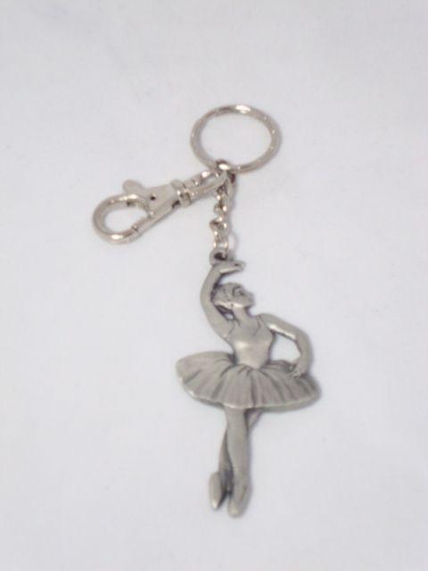 Dancer Keychain by Dasha