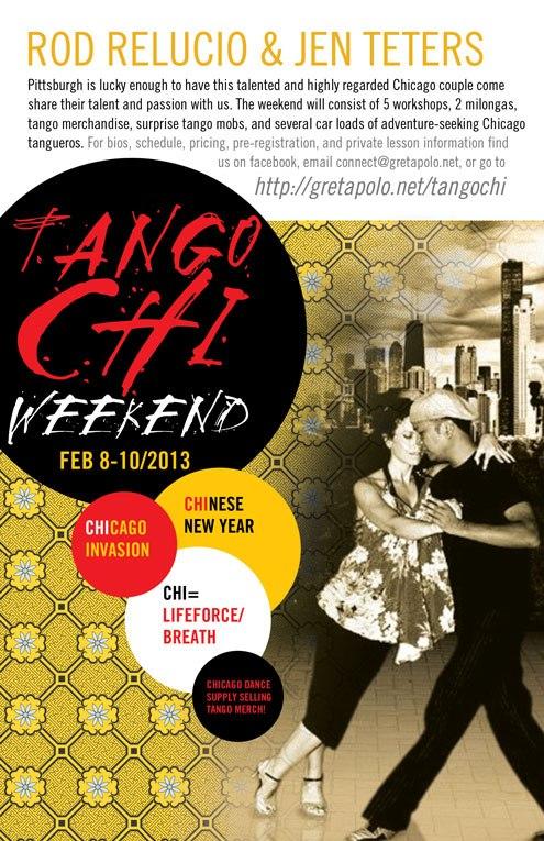Tango Chi Weekend