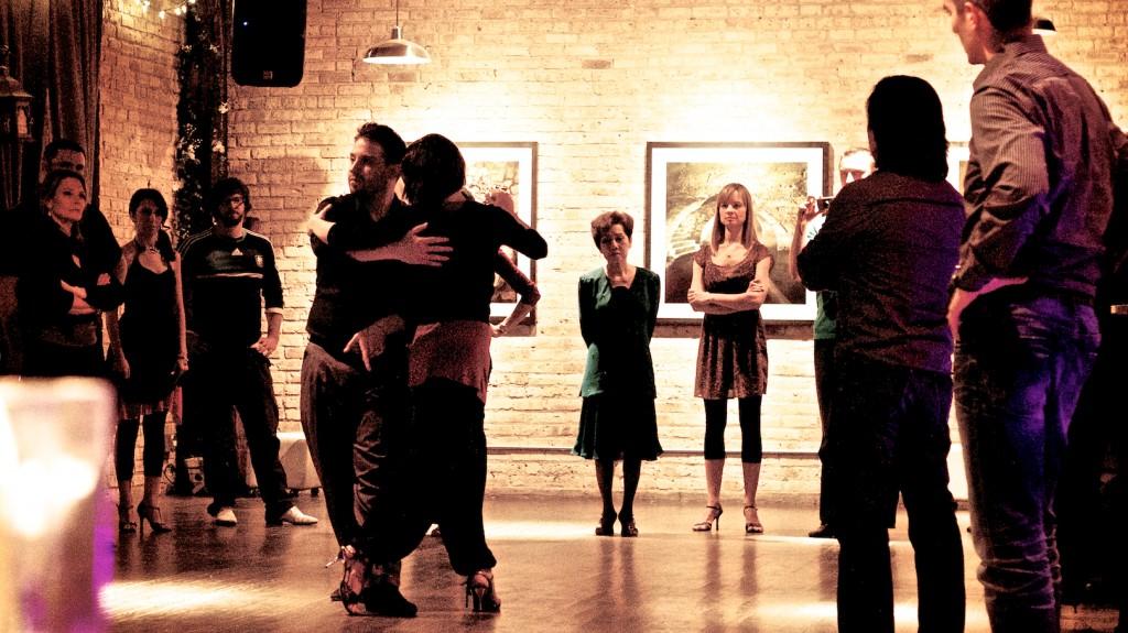 Daniela Roig and Hernan Prieto at ARTango Chicago
