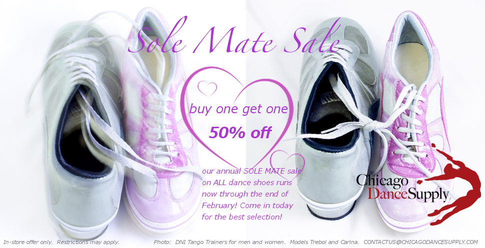 Sole Mate Sale 2013