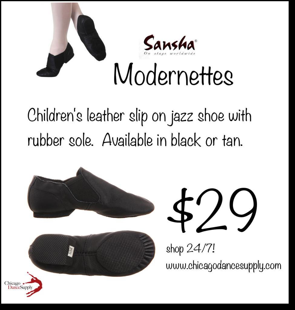 Sansha Modernettes