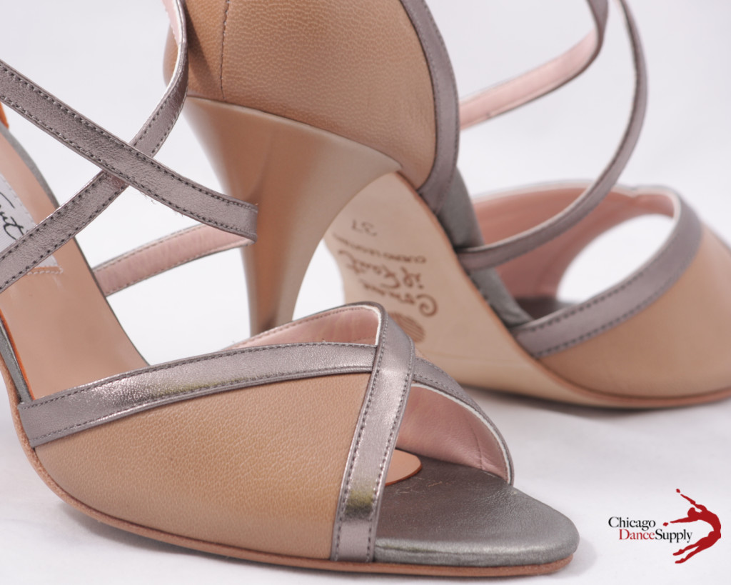 Comme il faut tango shoes at Chicago Dance Supply
