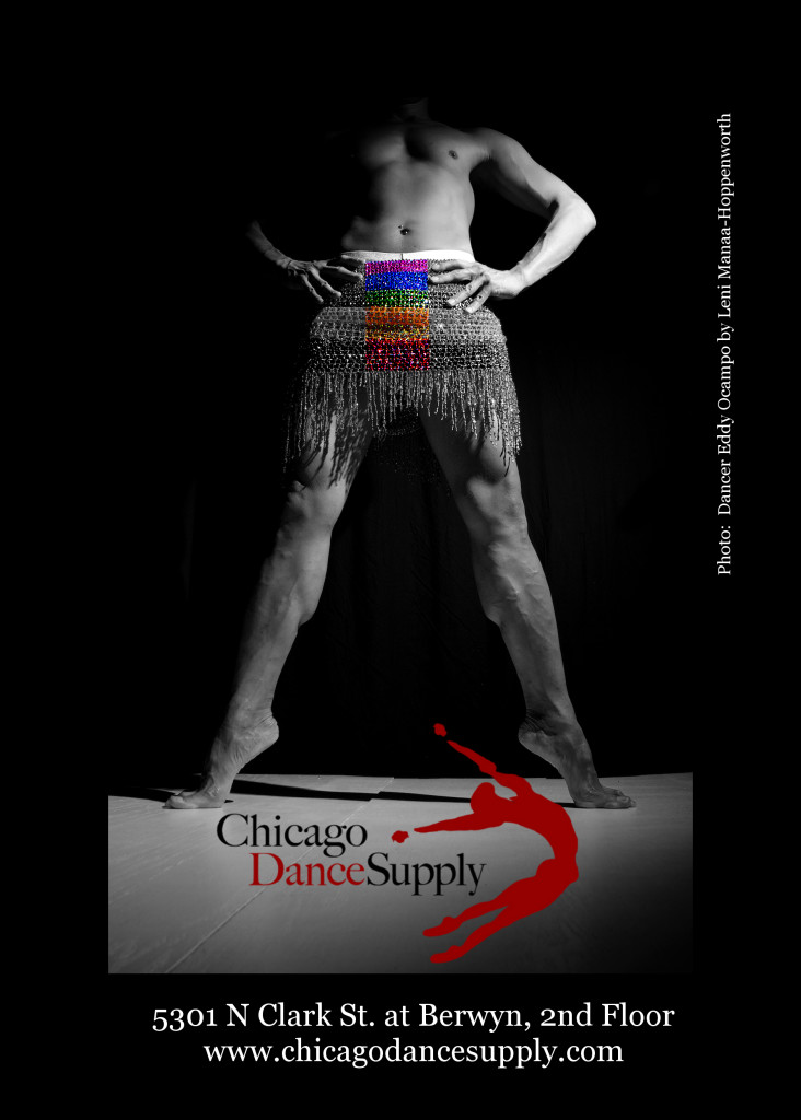 Chicago Dance Supply Pride