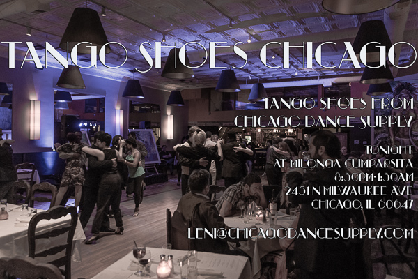 Tango Shoes in Chicago