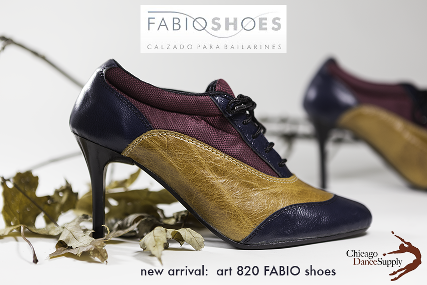 FABIO 820 Tango Sneaker at CDS