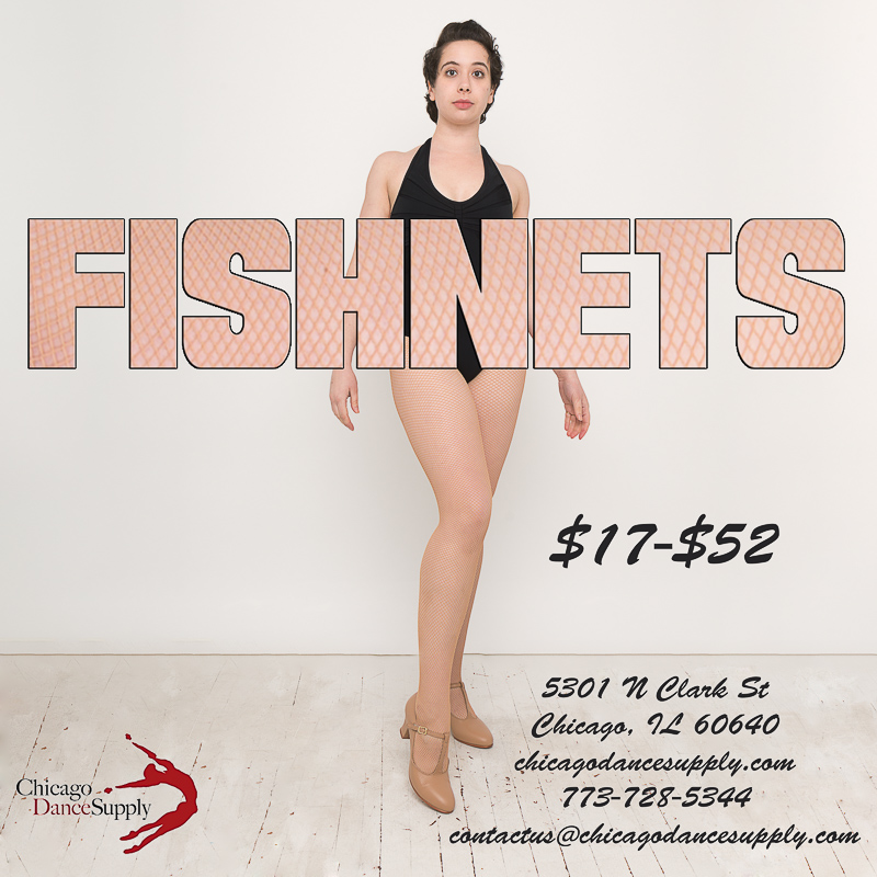 Capezio shoes, tights and leotards at Chicago Dance Supply