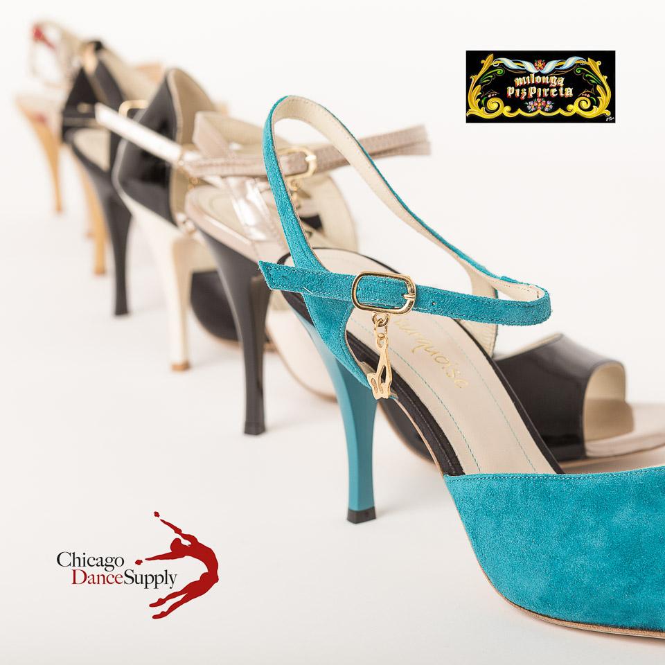 Chicago Dance Supply and Tango Shoes at Milonga Pizpireta