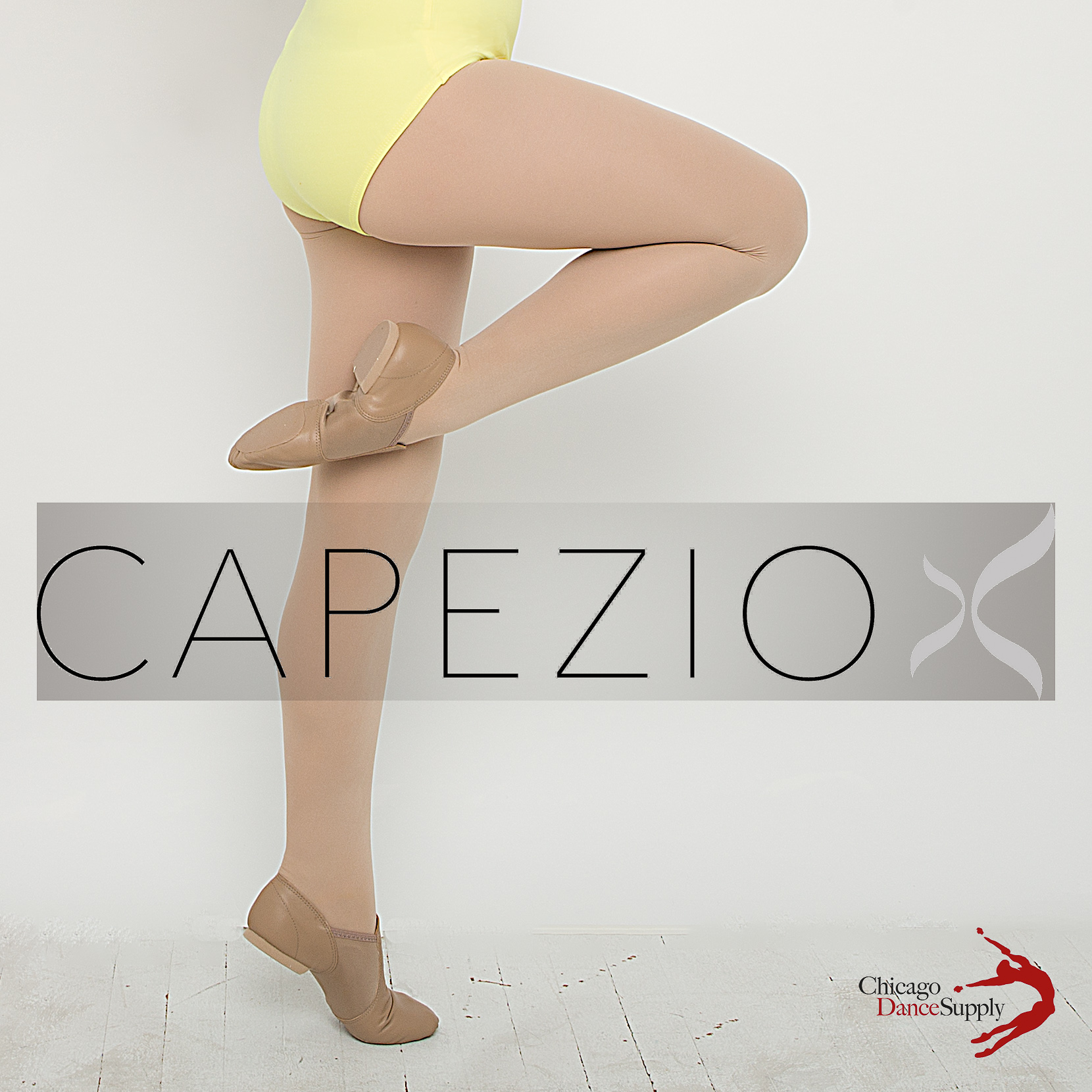 Jazz shoes at Chicago Dance Supply