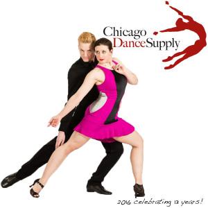 13 Days of Dance, Chicago Dance Supply, Ballroom Dance
