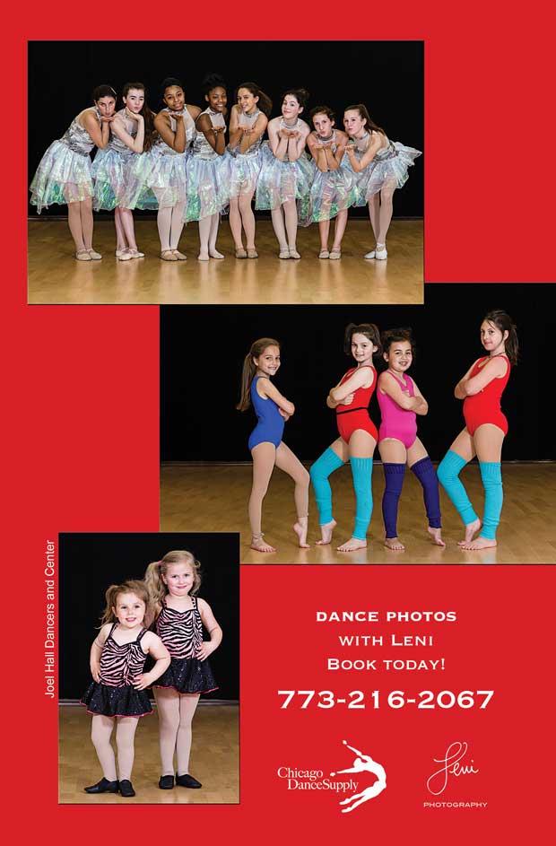 Joel Hall Dancers and Center recital photos by Leni Manaa-Hoppenworth