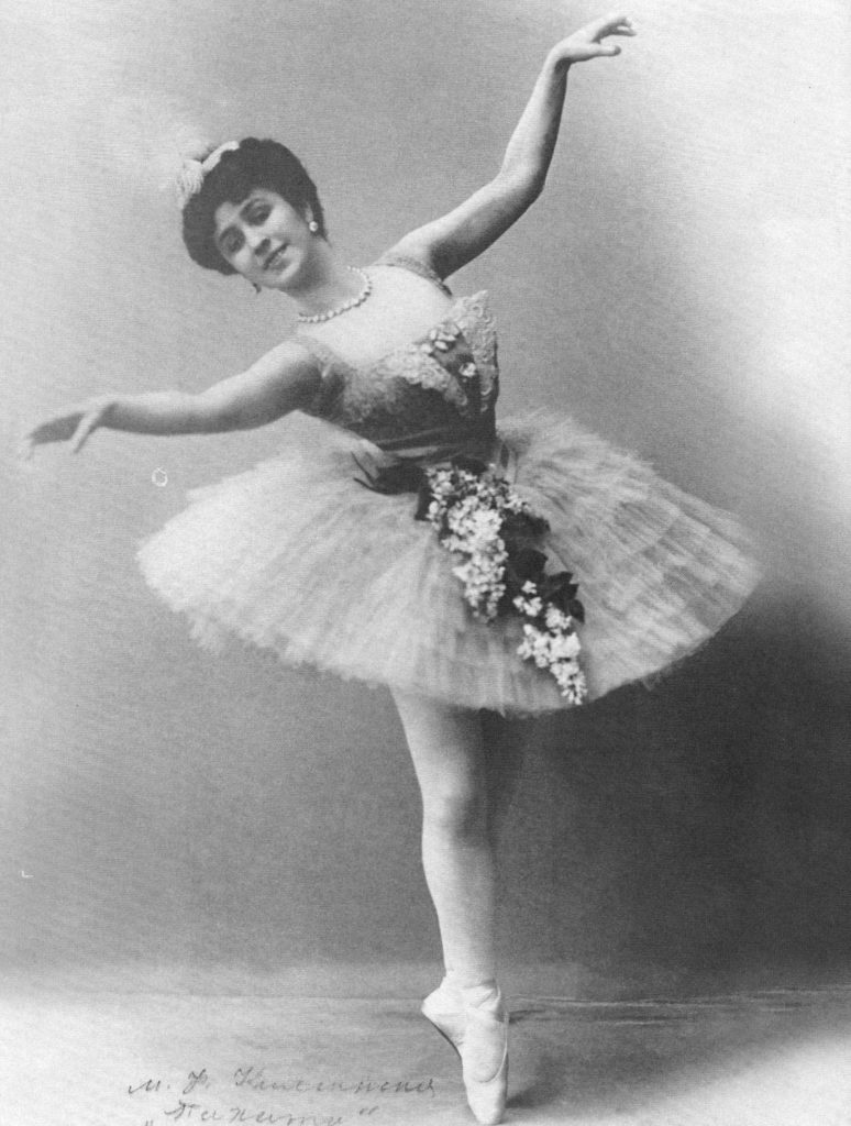Mathilde Kschessinskaya