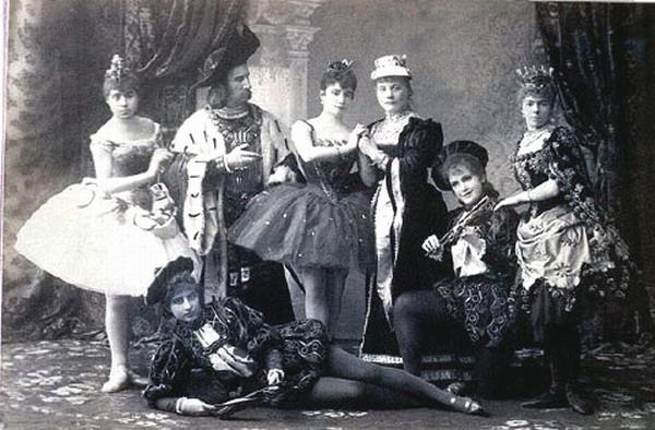 Tchaikovsky's Sleeping Beauty, 1890