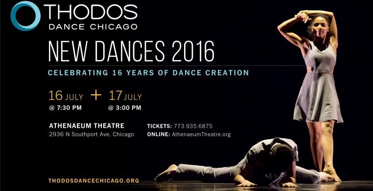 Thodos Dance Chicago New Dances 2016