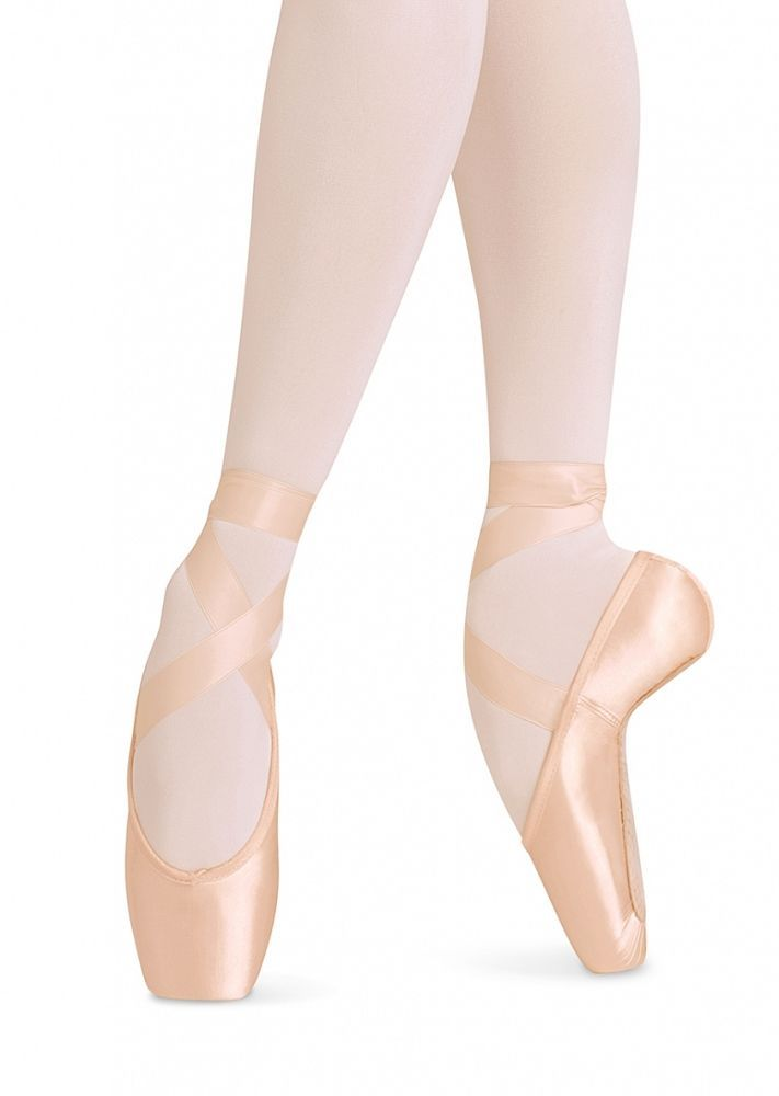 Bloch European Balance Pointe Shoes at Chicago Dance Supply