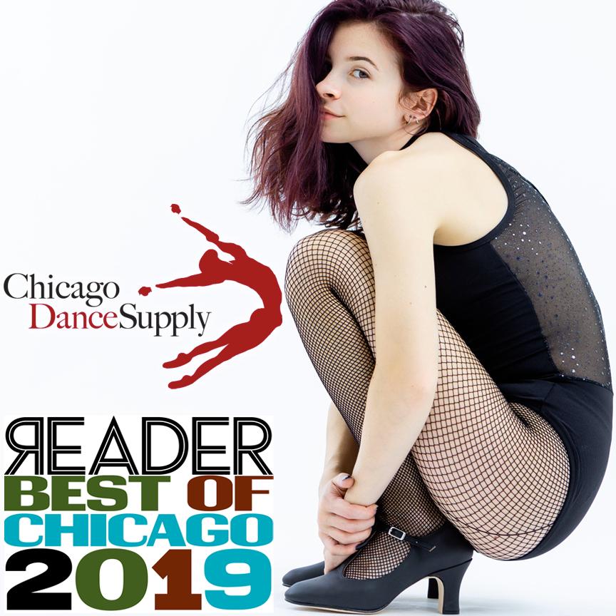 Chicago Dance Supply, Best Dancestore 2019, Chicago Reader